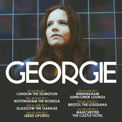 Georgie Announces Debut UK Headline Tour