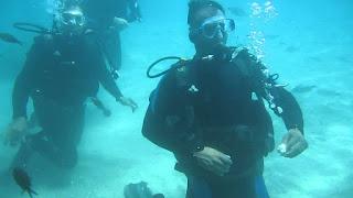 بنزرت: توجه للبحر لتعاطي هواية الغوص فعثر على مفاجأة في أعماقه فاستنجد بالحرس صور