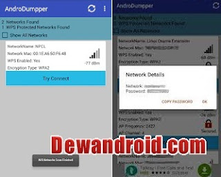 AndroDumpper (WPS Connect) Apk