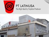 PT Pelat Timah Nusantara Tbk - Recruitment For Management Trainee Latinusa Krakatau Steel Group May 2016