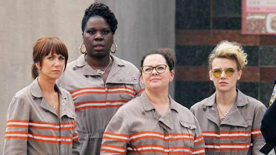 New Ghostbusters 2016