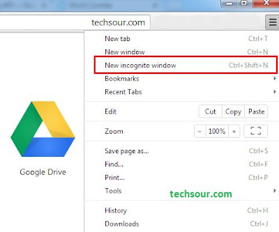 safe browsing in google chrome