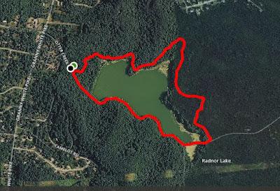 Radnor Lake South Lake Trail