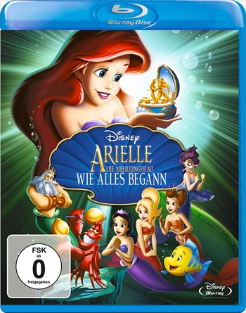 The Little Mermaid - Ariels Beginning 2008 Dual Audio Hindi Bluray Movie Download