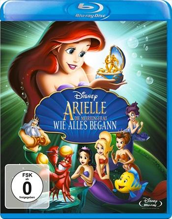 The Little Mermaid - Ariels Beginning 2008 Dual Audio Hindi Bluray Movie Download