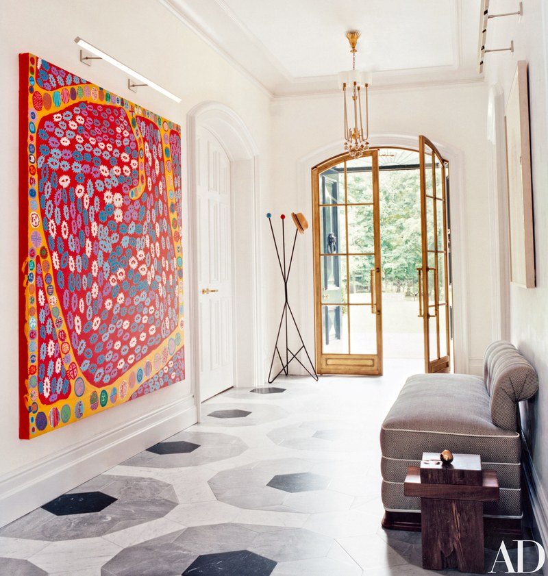 Lovely Contemporary Victorian Hallway: Loveisspeed.......: Sara Story Restores A Historic