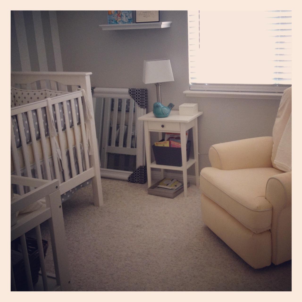 Little Baby Danielson: Nursery Update