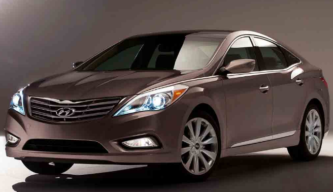 2018 Hyundai Azera Release Date Price And Specs Auto Zone