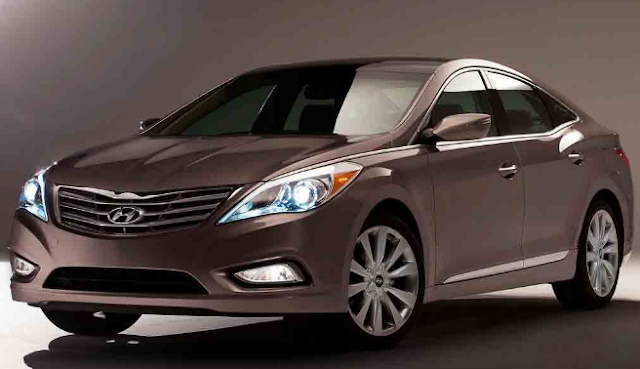 2018 Hyundai Azera Price, Specs and Release Date