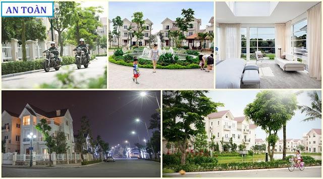 Tiện ích dự án chung cư Sunshine City