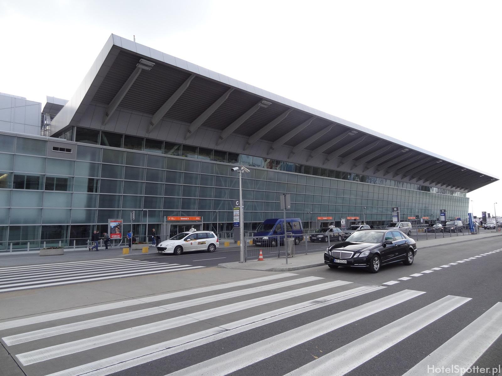 Lot Odloty Warszawa