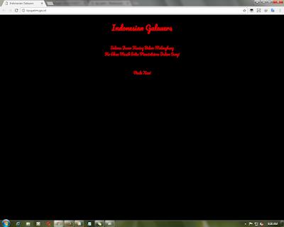 Situs KPU Komisi Pemilihan Umum JATIM Diretas Hacker