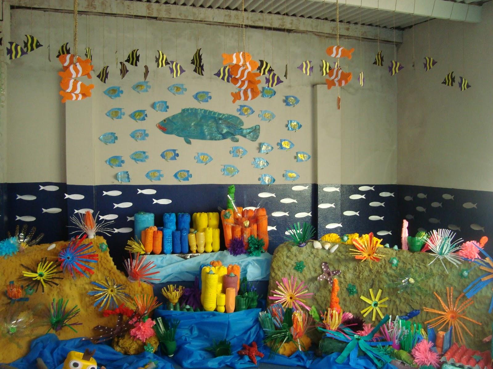 Amado PIBID da Biologia Londrina: Palestra Fundo do Mar - Escola de  IZ72