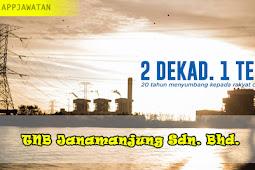 Jawatan Kosong di TNB Janamanjung Sdn. Bhd.