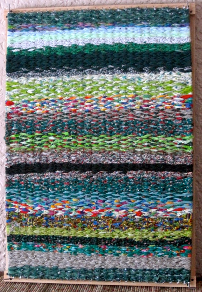 Three More Rag Rugs To View
