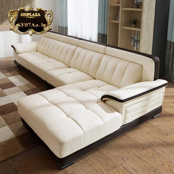 Chia sẻ kinh nghiệm chọn mua sofa hiện đại vừa đẹp vừa rẻ
