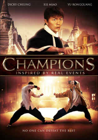 Champions 2008 DVDRip 950MB Hindi Dual Audio 720p Watch Online Full Movie Download bolly4u