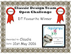 Classic Design Team Open Challenge Blog
