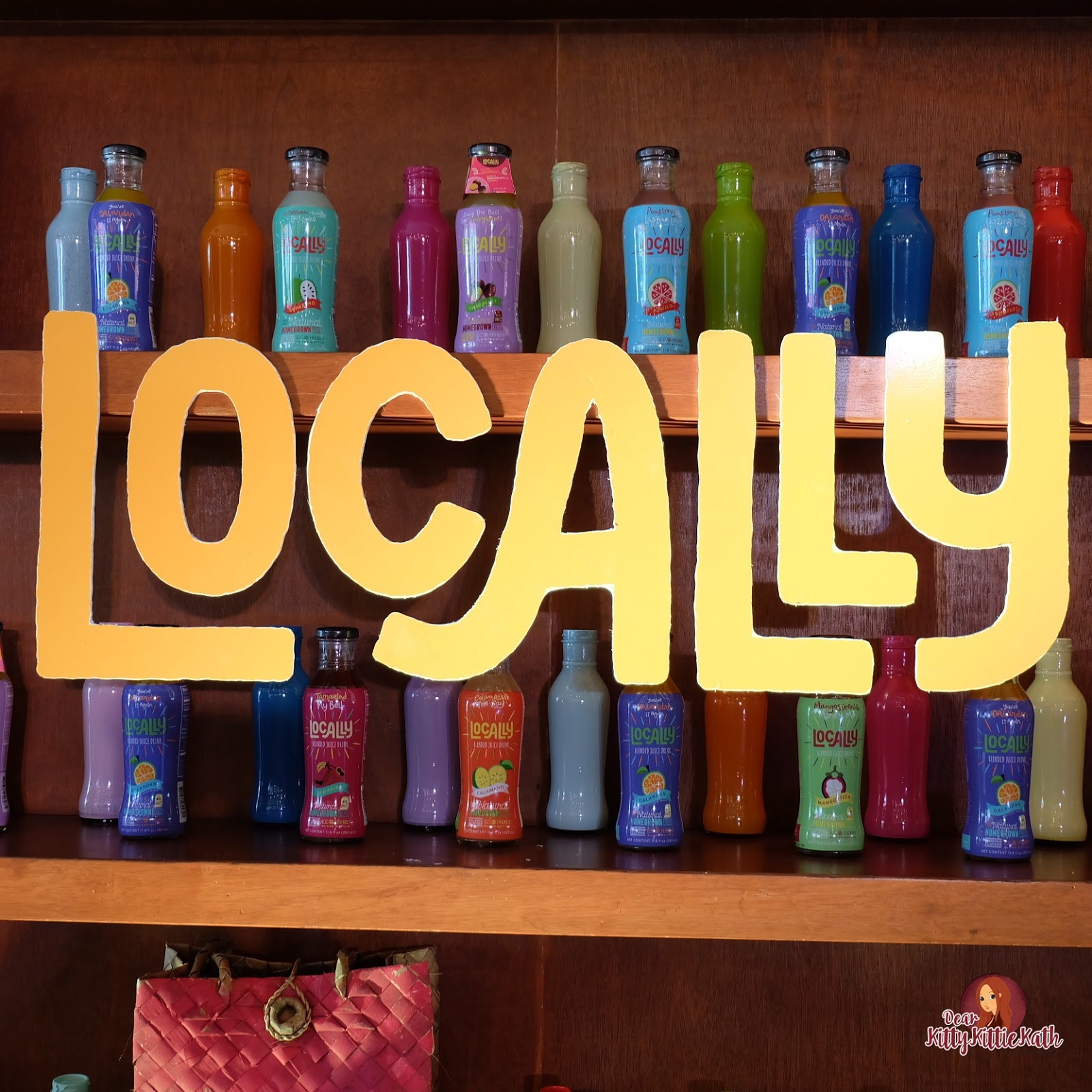 Feature: Locally and Merci Buco Juice Drinks   Dear Kitty ...