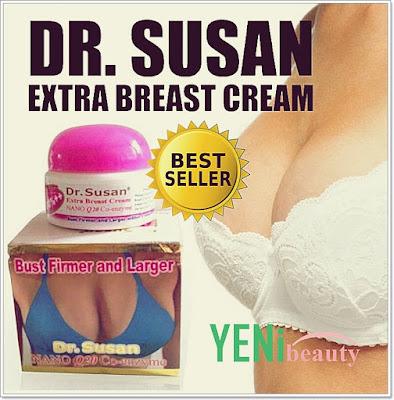 Cream Dr susan Perawatan payudara