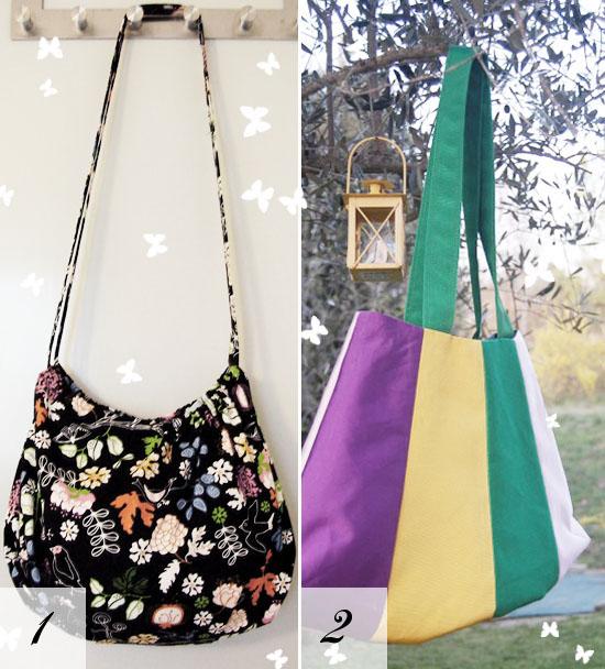 Molto PERLE DI COTONE: Handmade bags: i tutorial in italiano DI72