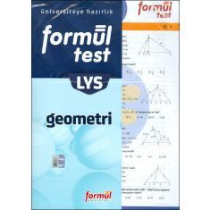 Formül LYS Geometri Yaprak Test