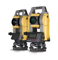 Jual Total Station Topcon GM-52 Akurasi 2 Detik Call 0812-8222-998