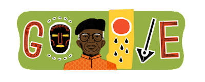 Google Honours Chinua Achebe's 87th Birthday (See Photos)