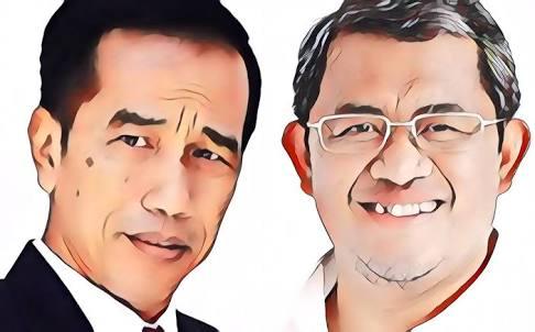 Poling Pilpres: Jokowi Lawan Aher, Hasilnya Mengejutkan