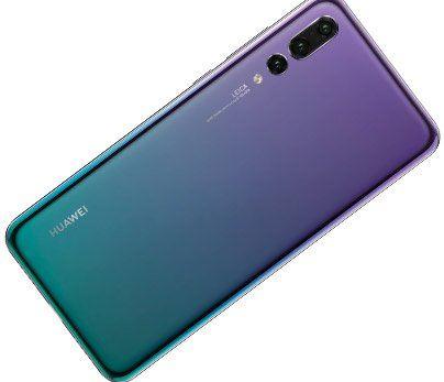 Cara Screenshot Huawei P20 Pro