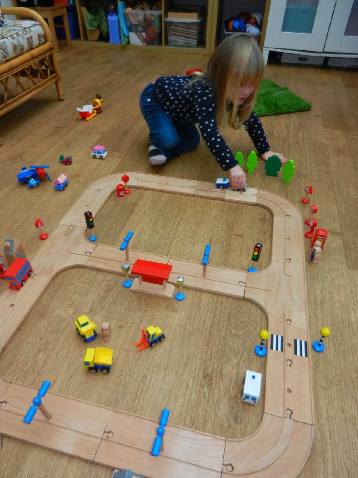 Teaching Road Safety Through Play