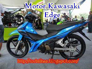 Jual Motor Kawasaki Edge Second Murah Se-Indonesia