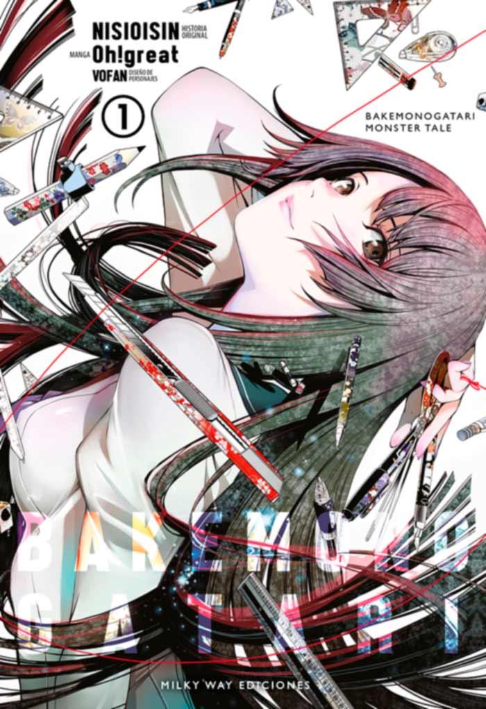 Bakemonogatari - Milky Way Ediciones