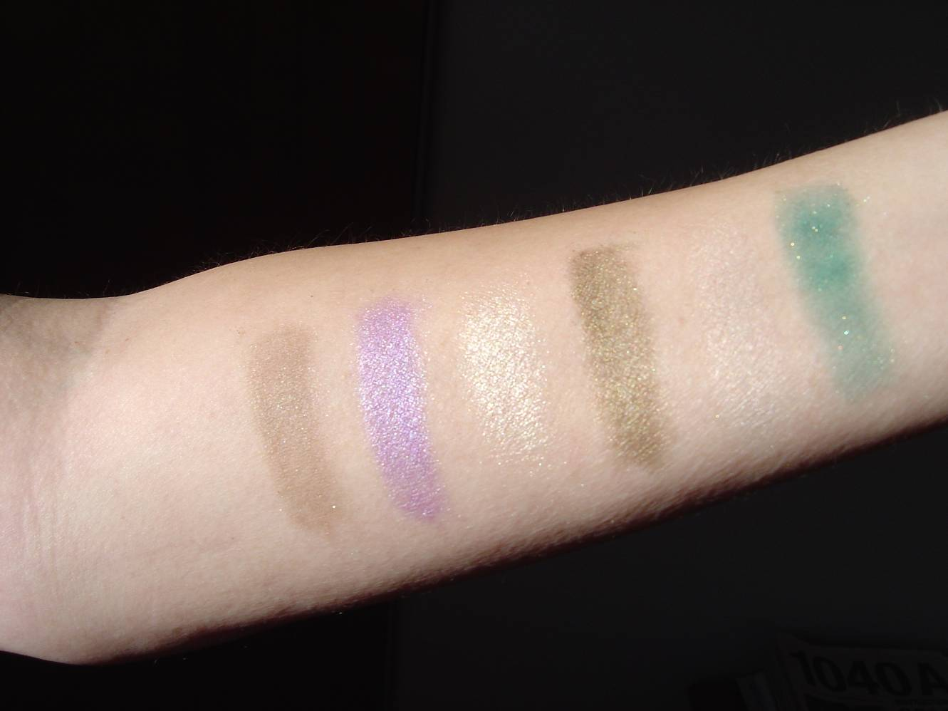 swatches of the eyeshadows.jpeg