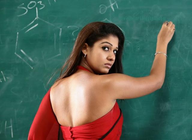 Tollywood hot Actress Nayanthara