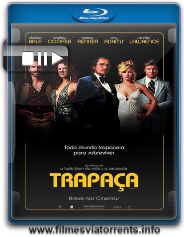 Trapaça Torrent - BluRay Rip 720p e 1080p Dual Áudio