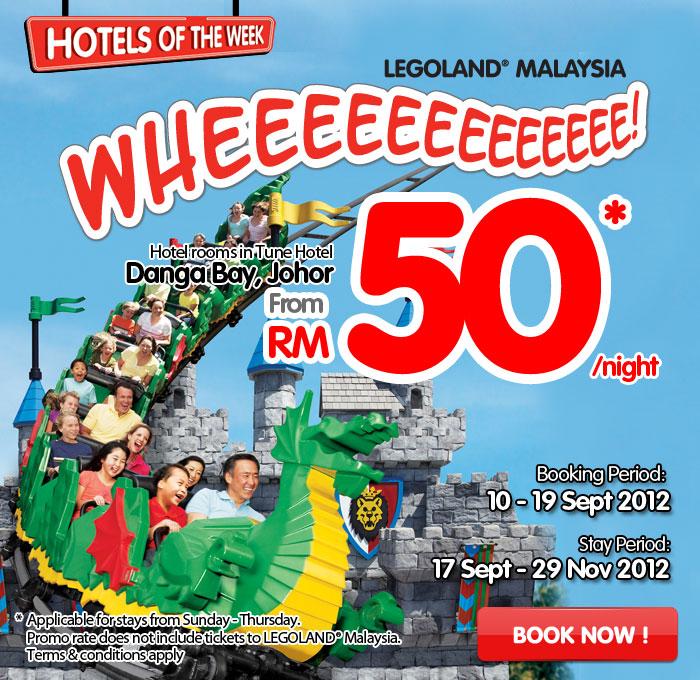 I Love Freebies Malaysia: Legoland Malaysia