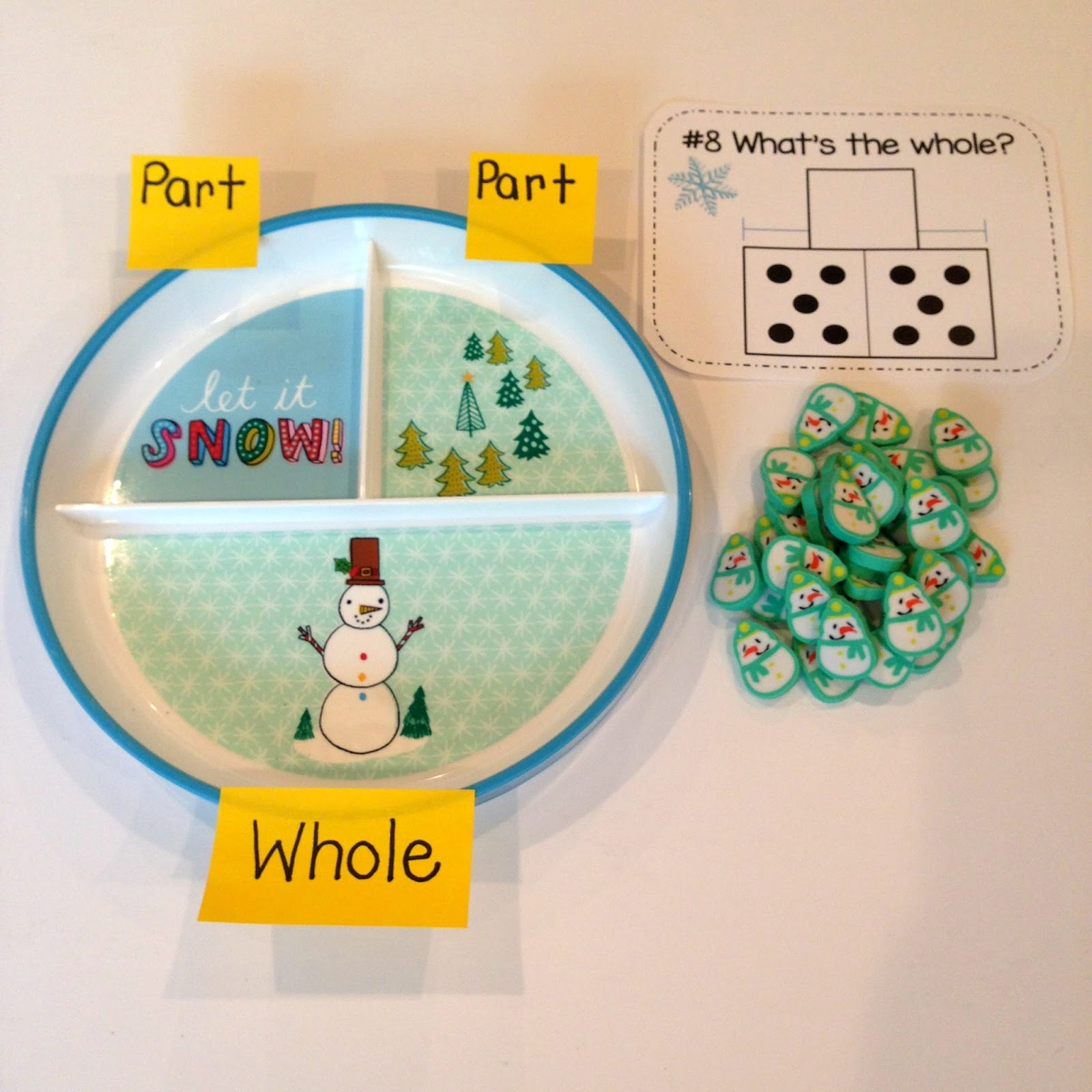 Christmas Math Addition Amp Subtraction