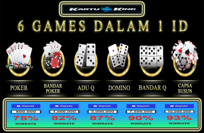 games KARTUKING   Game Poker Online Terbesar di Indonesia