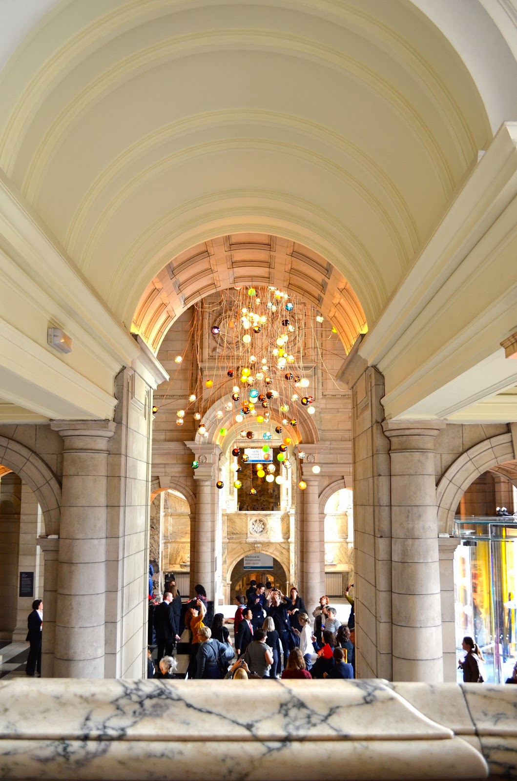 Lisa mende design victoria and albert museum london for Victoria and albert museum london
