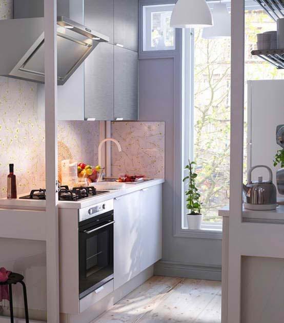 Modern Furniture: IKEA Kitchen Design Ideas Modern 2011
