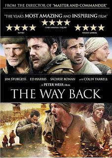 The Way Back แหกค่ายนรกหนีข้ามแผ่นดิน (2010)