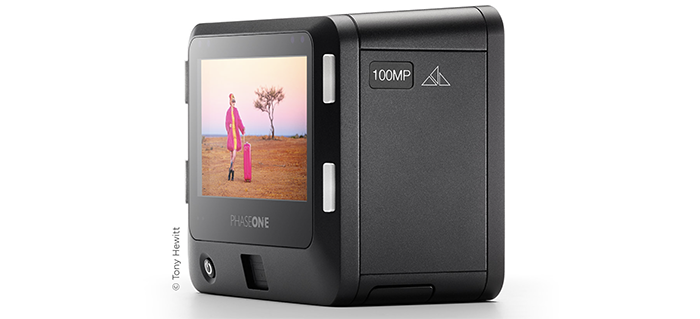 Phase One IQ3 100MP Trichromatic Digital Back