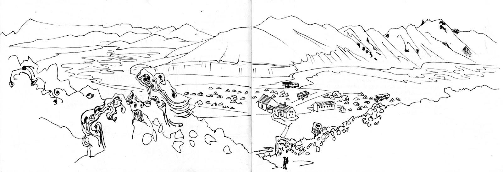 Une marche en Islande: [carnet de bord] 23 & 24 juillet