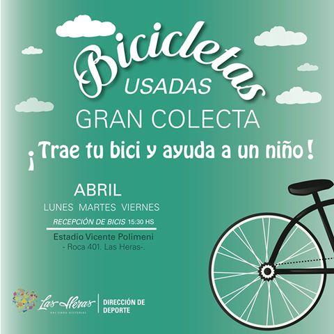 Control De Tr Nsito Donaci N De Bicis Usadas En Mendoza