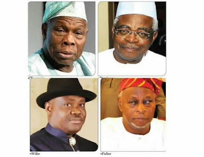 2019 Presidency: The Men Who Will Determine PDP Candidate