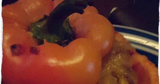Foodie Files: Stuffed Peppers