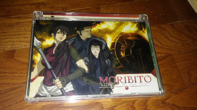 Right Stuf Anime $1 Blind box - Morbito: Guardian of the Spirit 5 dvd