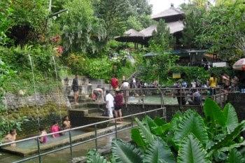 kolam ketiga air panas banjar