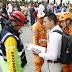Más  de 45 mil caucanos participaron del  simulacro nacional de respuesta a emergencias.